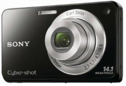 Sony Cybershot DSC-W560 Digitalkamera 99€ zzgl. Versand 5,99€ im dealclub