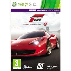 Xbox 360: Forza Motorsport 4 für 24,49€ inkl. Versand