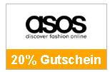 20 %-Gutschein für ASOS Mode ohne MBW