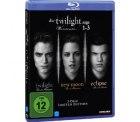 Amazon: Twilight Saga 1-3 [Blu-ray] [Limited Edition] nur 17,99 €