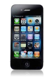 Apple iPhone 4s (16 GB) inkl. Super-Flat für effektiv 404,04 € bzw. 458,80 € @24mobile