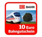 Bahn: 10€ Gutschein (MBW 49€) via Facebook für Fernverkehrstickets