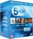 Blu-Ray Starter Pack für nur ca. 19 €  inkl. Versandkosten @zavvi