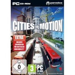 Cities in Motion (PC-Spiel) kostenlos für kurze Umfrage