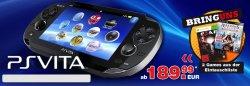 @GameStop: PS Vita für 189,99 € für die Abgabe von 2 alten Spielen (nur bis 30.04.2012)