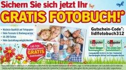 Gratis Fotobuch für alle bei lidl-fotos.de