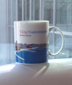 Gratis Tasse für posten eines Pinnwand-Fotos bei facebook