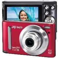 Jay-Tech Digitalkamera TDC91 mit 15 Megapixel! – nur heute für 59,99 € bei schlecker.de