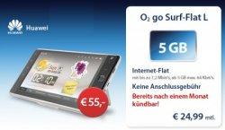 ab Mittwoch 11 Uhr: Huawei S7-105 Tablet für effektiv nur 79,99€ bei Sparhandy