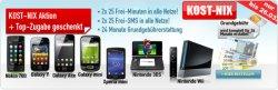 @handybude.de: KOST-NIX Aktion u.a mit Samsung Galaxy Ace und Nindedo Wii