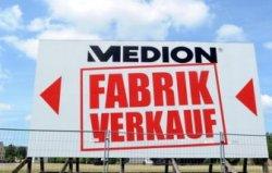 Medion-Fabrikverkauf – über 10000 Medionartikel bis zu 80% reduziert – nur in Essen Kray