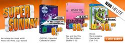Nur am 18.03.2012 bei Saturn.de – Komplette Staffel Sex and the city / Shrek nur 36,99 €