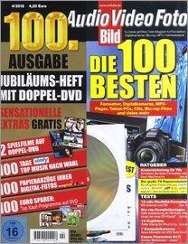 """Nur bis 23.03.2012: 12 Monate """"Audio Video Foto Bild inkl. DVD"""" für nur 5,40 € @lesershop24"""