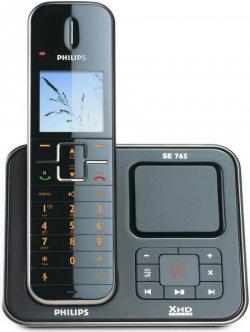 Philips Schnurlostelefon mit AB SE7651B/38 für 35,99€ zzgl. 3,90€ Versand von Limal