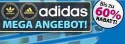Plutosport – bis zu 60 % Rabatt auf Adidas Artikel