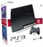 PS3 SLIM 320 GB + 20 € Rabatt auf ein Spiel für 219,97 € @Amazon