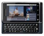 Reduziertes Android-Handy mit Tastatur: Motorola Milestone 2 für nur 159 € @Talk-Point