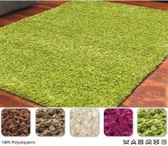 Shaggy Hochflor Teppich 24,90€ frei Haus in 5 verschiedenen Farben