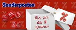 Sonderpostenverkauf bei LIDL.de – bis zu 66% reduziert