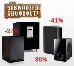 Subwoofer Sale bei Teufel Lautsprecher – bis zu 41 % Rabatt