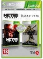 Xbox360 Double Pack: Metro 2033 & Darksiders nur ca. 18 € inkl. Versand @simplygames.com