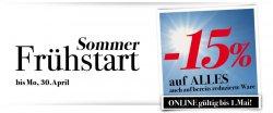30% auf alle Artikel bei Intersport Eybl.at (auch Versand nach Deutschland)