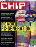 3x Chip Foto-Video mit DVD oder CHIP 100 kostenlos im MagClub (endet automatisch)