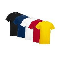 "5er Pack Fruit of the Loom ""Heavy Cotton"" T-Shirts für 10,99€ frei Haus"