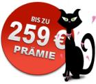 Bis zu 259€ Prämie erhalten für ein kostenloses Girokonto bei der netbank