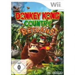 Donkey Kong: Country Returns (Wii) für 29,97 € @Amazon