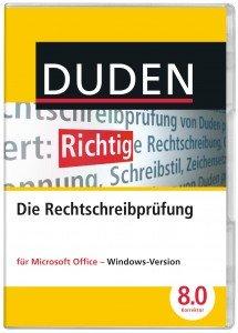 """""""Update: Angebot aktuell nicht erreichbar"""" Duden-Rechtschreibprüfung zum halben Preis am 08.04.2012"""