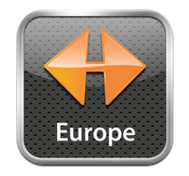IPhone Navigon Europa für 49,99€ anstatt 89,99€