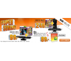 Knallerangebote beim Saturn Super Sunday: Xbox 360 250GB Pakete
