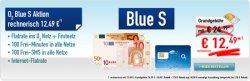 O2 Blue S Handyvertrag statt 29,95 mtl. – über dslundmobilfunk.de nur: 12,95,- € / Billiger als bei o2 direkt