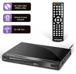 Polaroid DVD Player inkl. USB 2.0 plus Gratisartikel nur 18,97€ bei Druckerzubehör zzgl. VSK