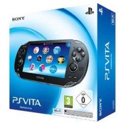 PS Vita Wifi + 8GB Speicherkarte geschenkt + 15€ Rabatt auf Spiel für 199€ bei amazon