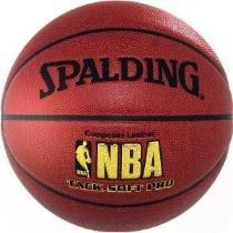 Spalding NBA Tacksoft Pro Leder Basketball für 6€ zzgl. Versand im Dealclub