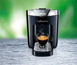 Tchibo Cafissimo DUO für 34,05€ – Kapselmaschine ala Nespresso inkl. Probierset und Versand