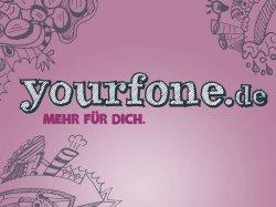 yourfone: Flat in alle Netze und Internetflat für nur 25€