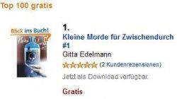 100 Gratis eBooks zum Download auf Amazon.de