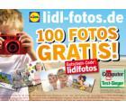 100 Fotos (9×13 oder 10×15) für nur 1,99€ Versand