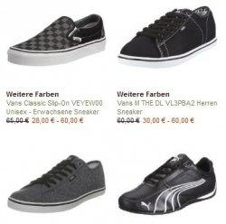 141 Sneaker-Modelle im Sale bei Javari.de mit bis zu 60% Rabatt + versandkostenfrei