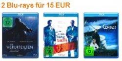 2 Blu-rays für 15 EUR – neue Aktion bei Amazon