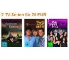 2 Serien-Staffeln für nur 20 Euro inkl. Versand bei Amazon