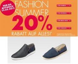 20% Gutschein bei Goertz.de – (die 20% werden autom. im Warenkorb abgezogen)