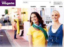20% Rabatt im Fashion-Shop Charles-Vögele.de vom 28.05. – 03.06.2012 mit Gutscheincode