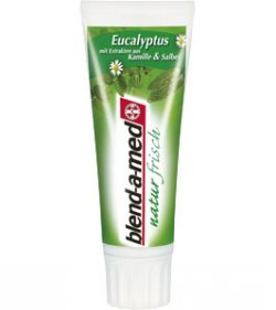 3 x Blend-A-Med Zahncreme 75 ml @ Kaufland mit Coupon nur 0,19€ pro Tube!