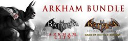 Batman Arkham Bundle (PC) im Steam-Shop