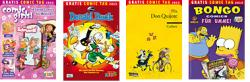 Comic-Tag: kostenlose Comics ab Mitternacht!