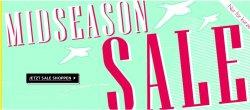 Der Midseason Sale auf designermode.com ist gestartet. Bis zu 70% Rabatt!